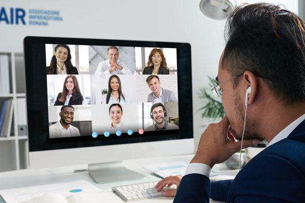 Assemblea di condominio in videoconferenza